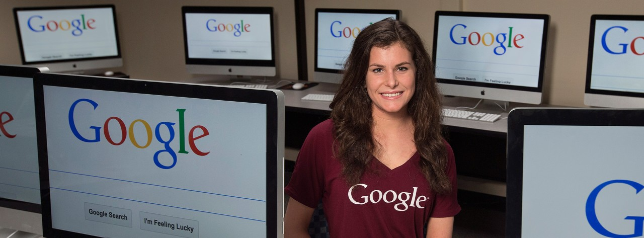 Class of 2015 Success Stories: Just Google that…