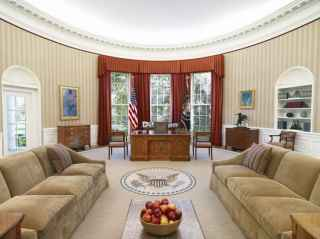 Oval Office Large