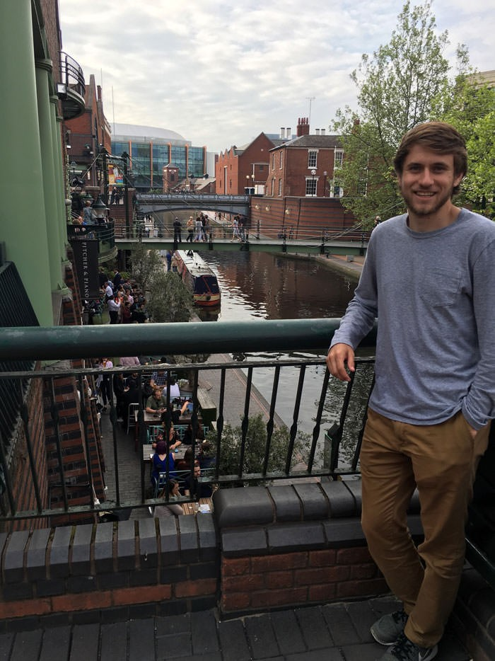 My Summer Experience: Phillip Rich on studying abroad in Europe
