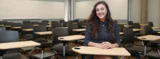 Graduating from BGSU, becoming a teacher is a family tradition for Emily Treece