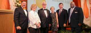 Academy of Distinguished Alumni welcomes four