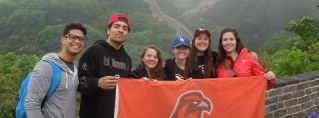 Honors Experience Study Abroad Scholarship