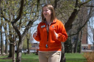 Class of 2017 Success Stories: Feeling at home in audiology at BGSU