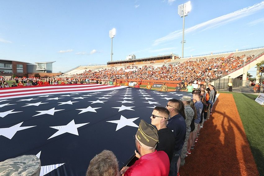 BGSU once again named a top university in the U.S. for veterans