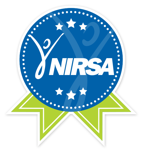 NIRSA Creative Excellence Award Logo