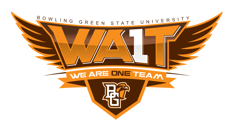 Link to BGSU We Are 1 Team page