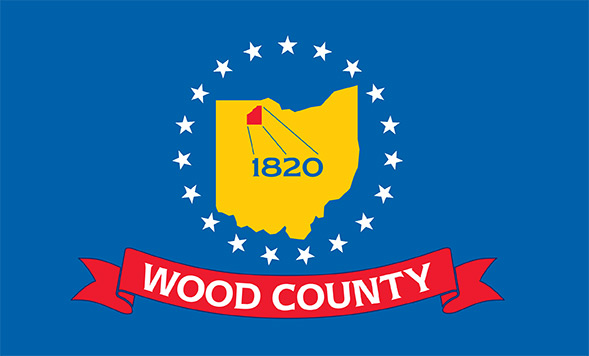 Wood County Logo