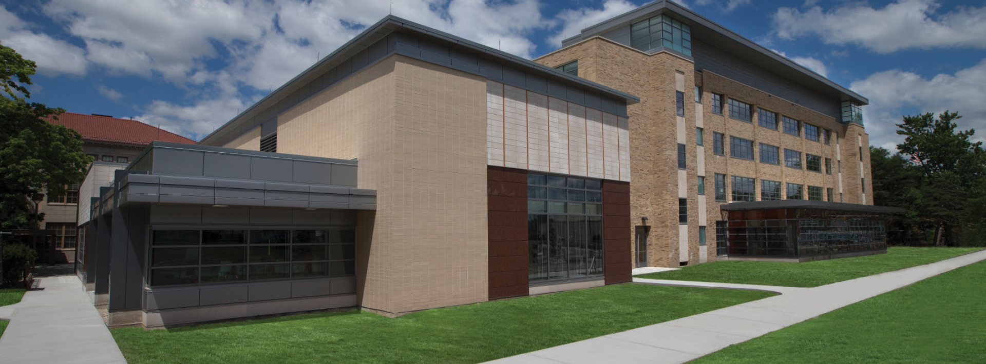 Newly Named Michael & Sara Kuhlin Center