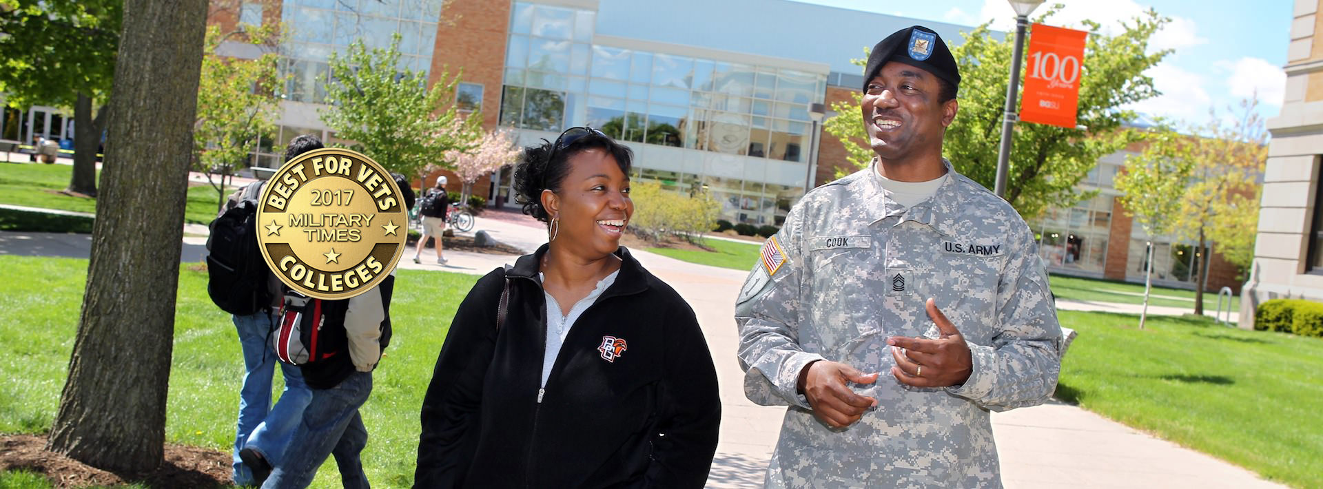 BGSU tops in Ohio for vets