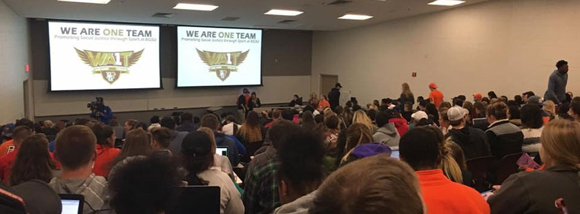 WE ARE ONE TEAM (WA1T) holds successful event to honor legacy of Muhammad Ali