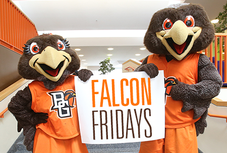 Falcon Friday visit program