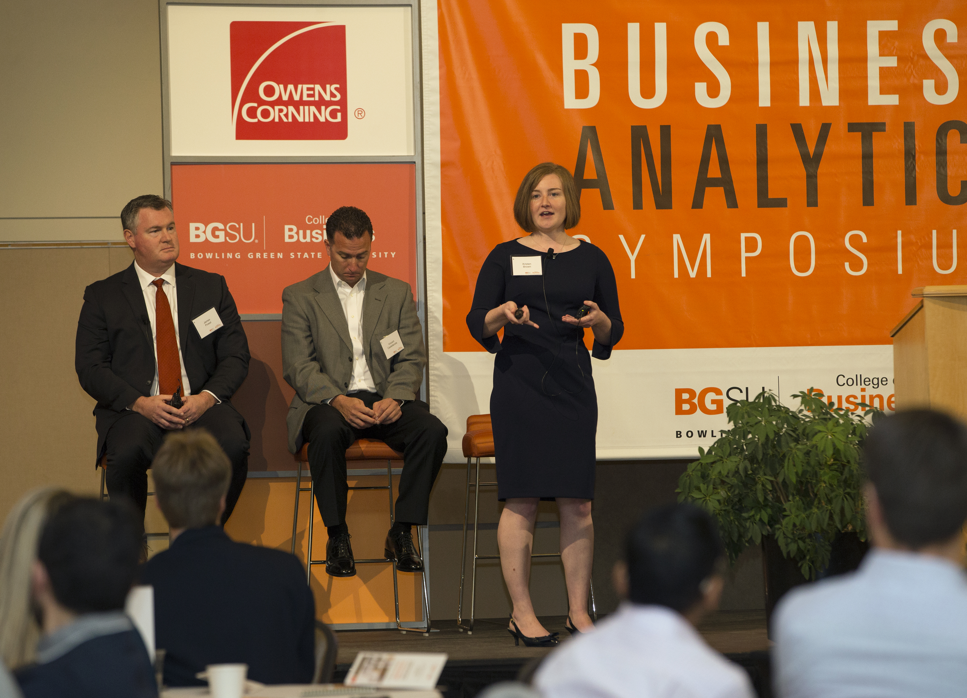 BGSU College of Business hosts Business Analytics Symposium