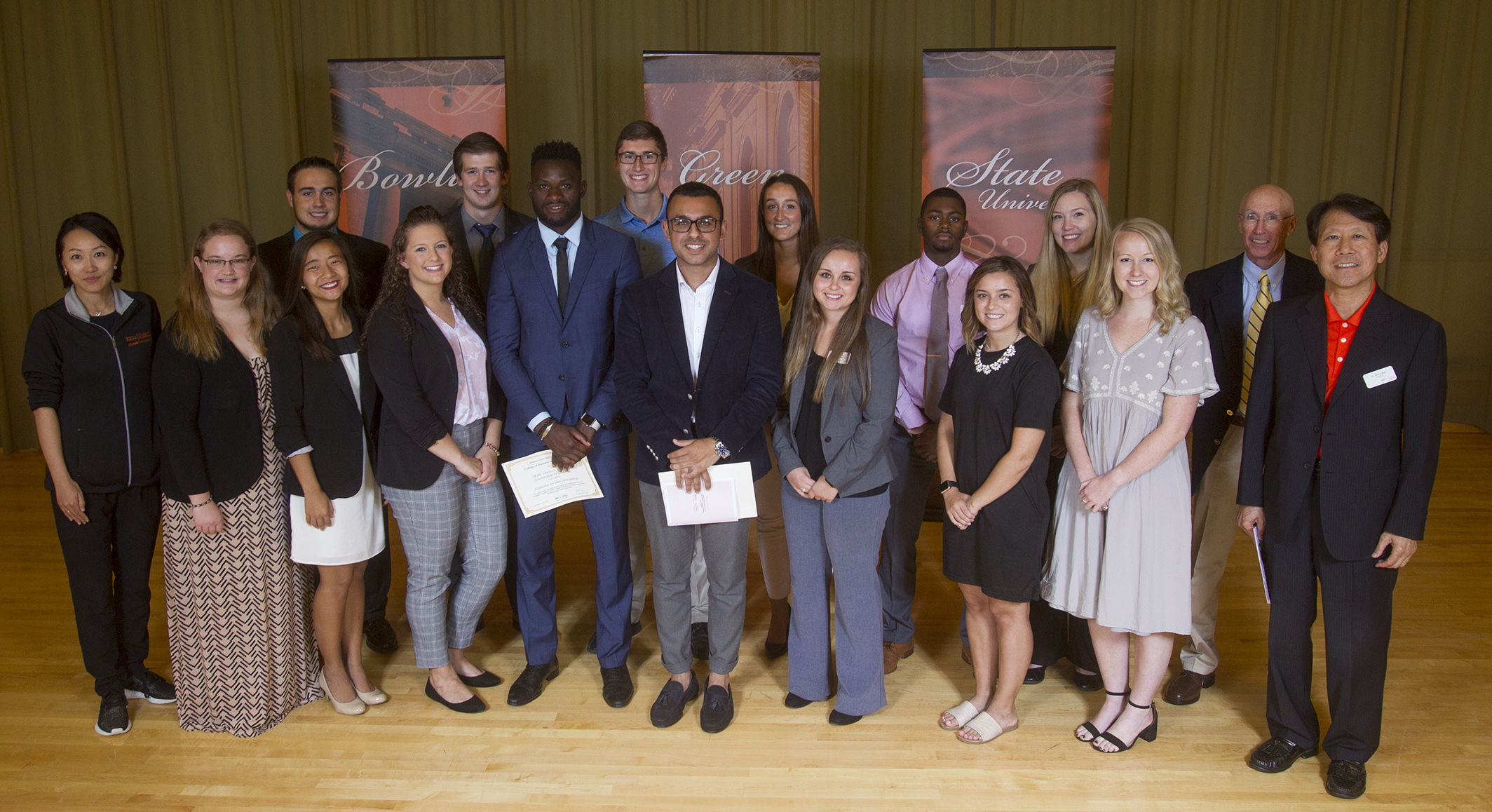 Department Awards Record-High Scholarships