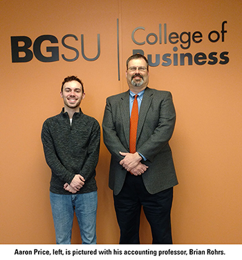 Student Captures Runner-Up Position in Global Business Simulation