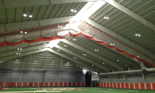 Perry Field House LED Lighting Upgrade