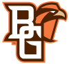 BGSU falcon head logo