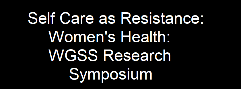 WGSS Research symposium