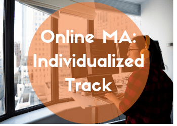 Online MA: Individualized Track