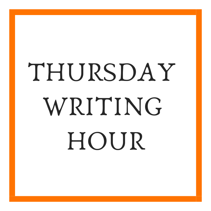 Join the UWP Team for Thursday Writing Hour