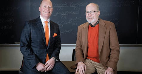 O'Brien Professorship is the product of lessons learned at BGSU
