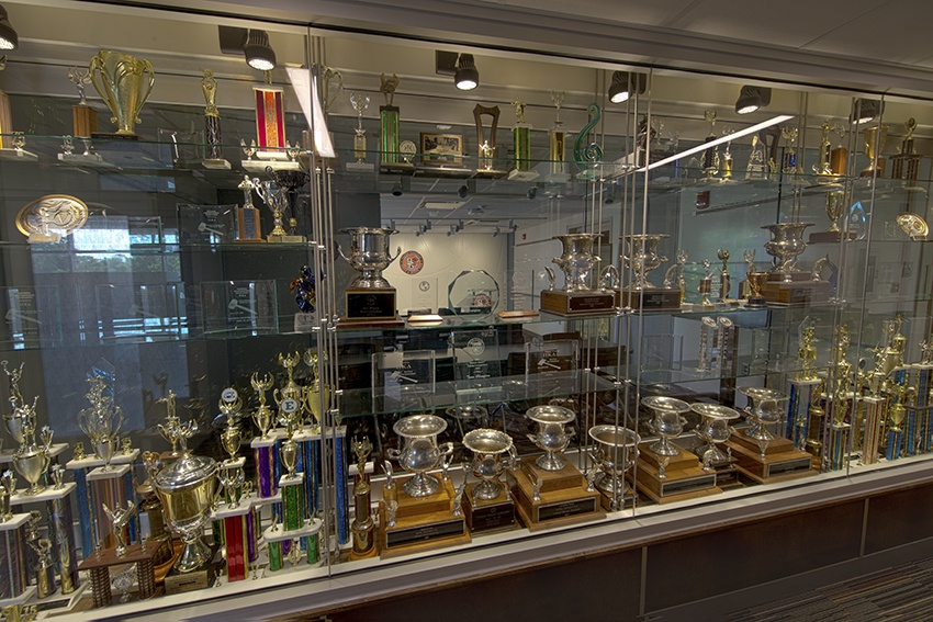falcon forensics trophy case