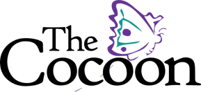 Logo and Link for The Cocoon
