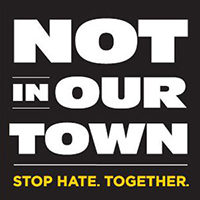 Not in Our Town logo sm