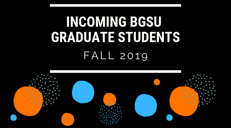 Connect with other incoming graduate students