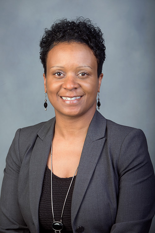 Viva McCarver, Chief Human Resources Officer portrait photo