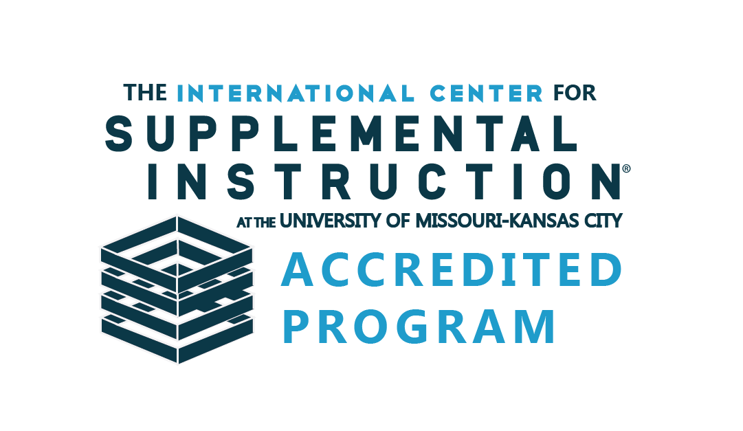 The International Center for Supplemental Instruction at the University of Missouri - Kansas City Accredited Program