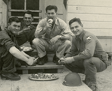 "CAC Launches ""Experiencing War: A Project to Preserve and Make Accessible Oral Histories of World War II"""