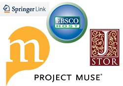 All Databases: Springer, Project MUSE, and more