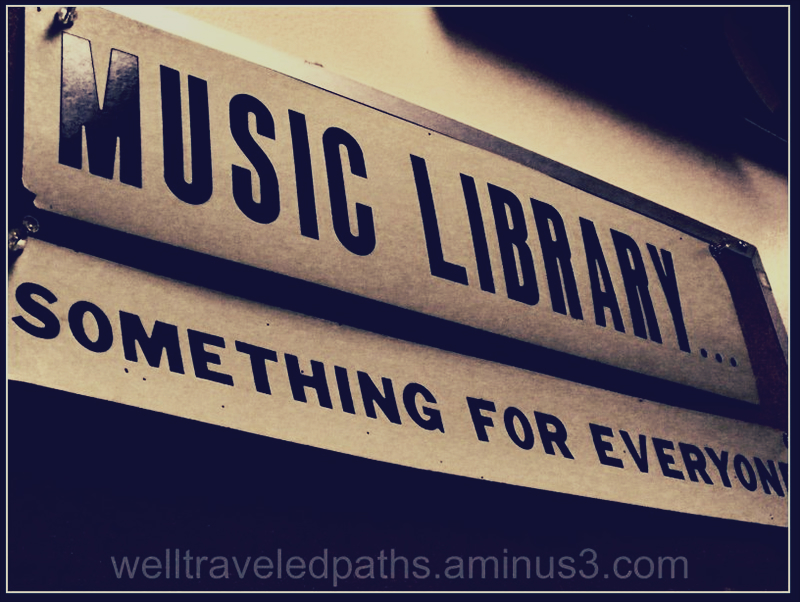 Music Library... Something for Everyone
