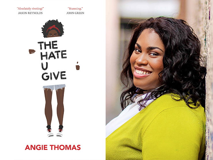 The Hate U Give author to speak at BGSU