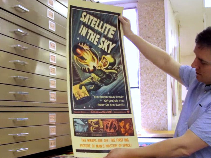 Video of the Browne Popular Culture Library