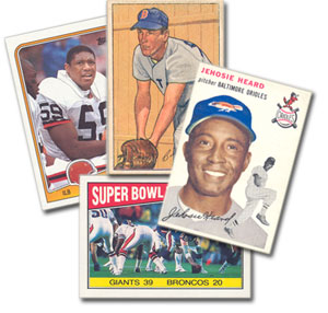 Spcoll 17 Trading Cards Sports