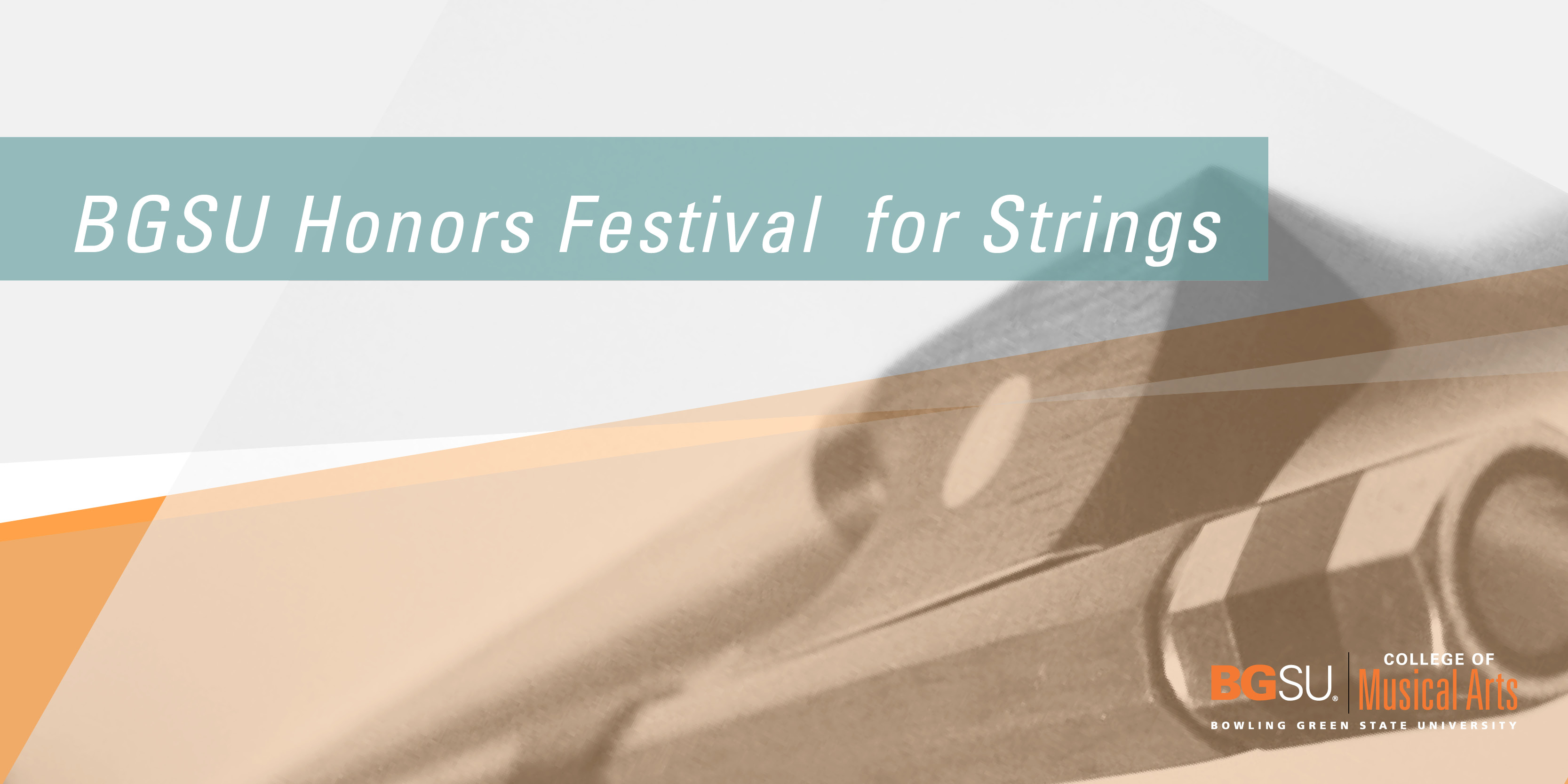 Honors Festival for Strings