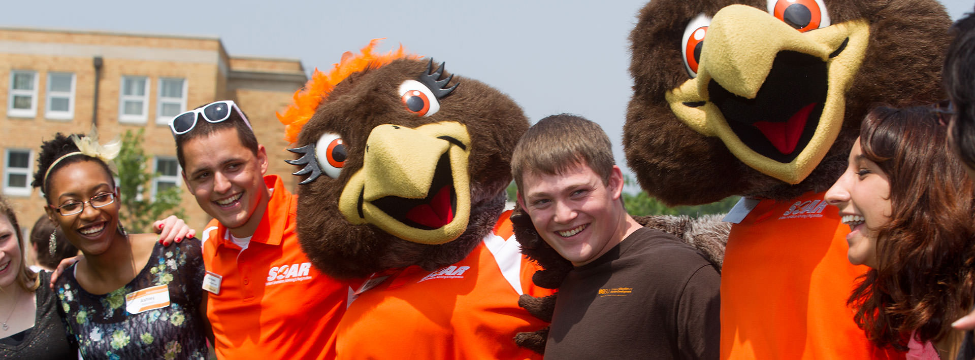 SOAR leaders mascots 80e0855