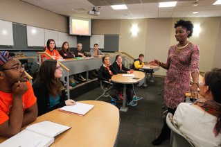 BGSU values the efforts and dedication of its faculty and staff who are an integral part of the University's success. Faculty and staff are part of a diverse and inclusive community that provides real-world lessons and meaningful experiences to students, preparing them to be leaders in their work, communities and the world.