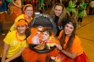 In 2015, the BGSU Dance Marathon raised over $340,000 for Mercy Children's Hospital.