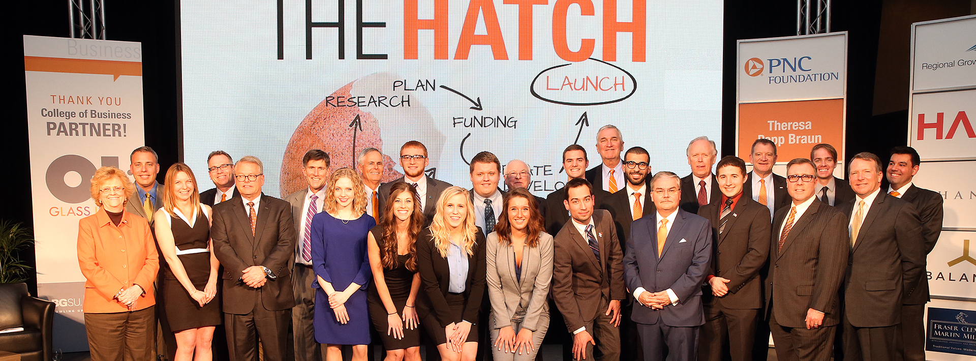 Students 'Hatch' entrepreneurial ideas