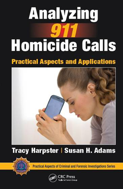 Tracy Harpster Analyzing 911 calls