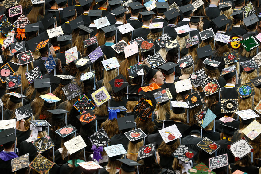 BGSU to hold commencement Friday, Saturday