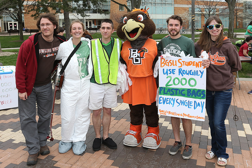 BGSU to celebrate National Campus Sustainability Month Oct. 23-27
