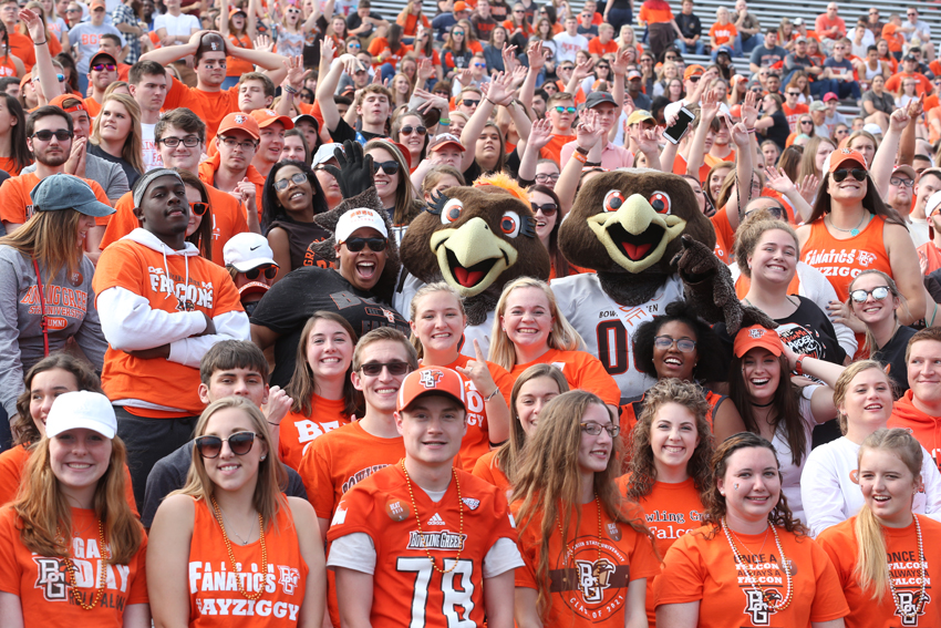 BGSU Homecoming 2017 photo gallery