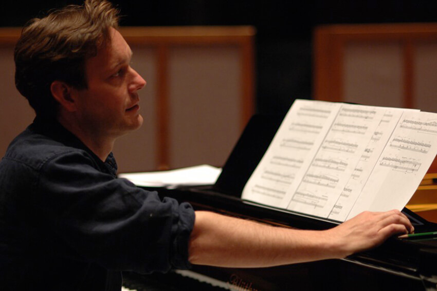 Jake Heggie guest resident for Creative Minds