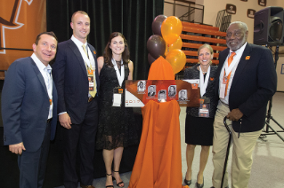The 2017 BGSU Athletics Hall of Fame class