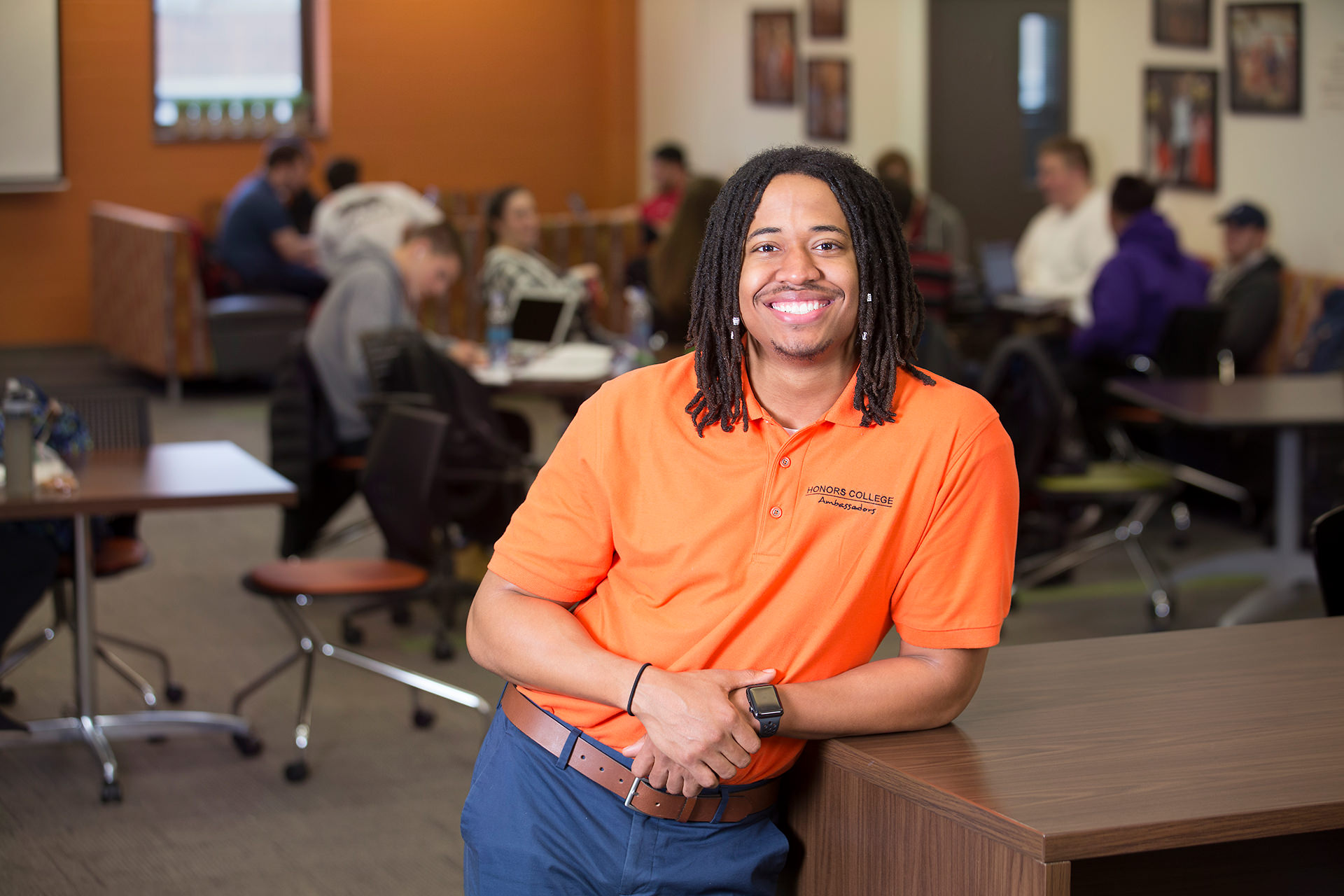 BGSU Honors Student to Enter Competitive Sales Arena