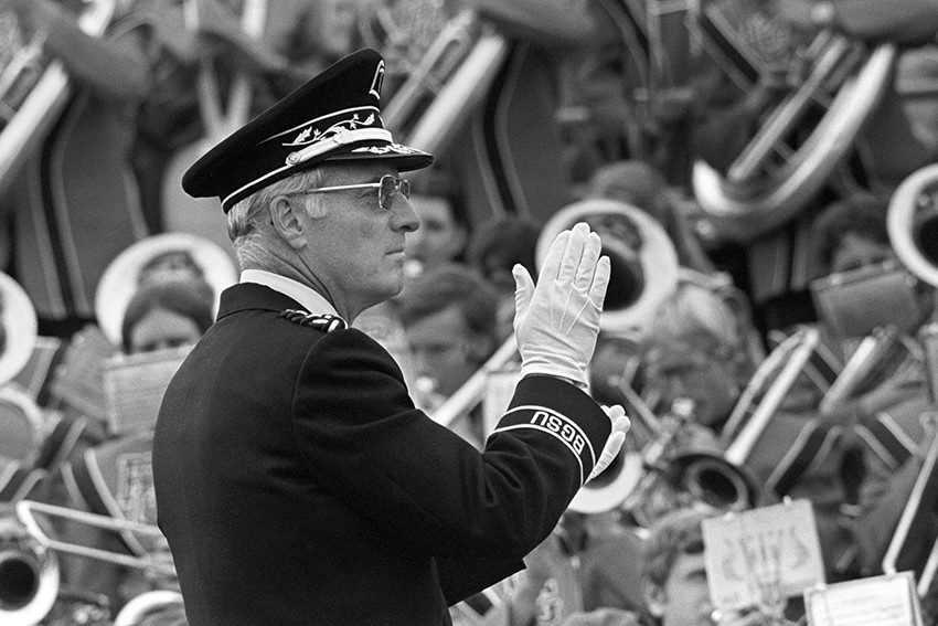 BGSU to host memorial concert in honor of late band director