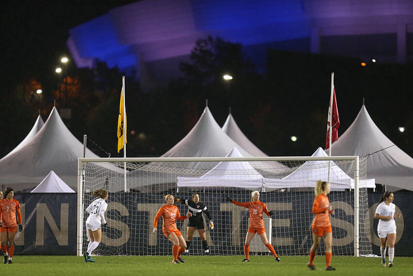 BGSU Women's Soccer bows out of NCAA Tournament